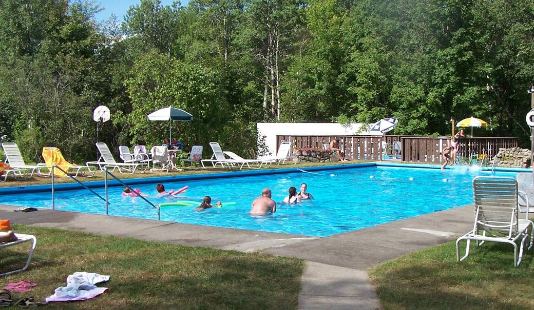 Pool at Crystal Brook